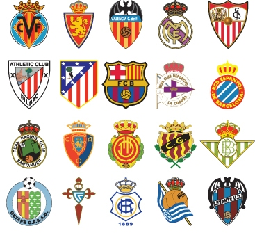 Spanish_Football_Clubs_Logos_by_tariqelamine