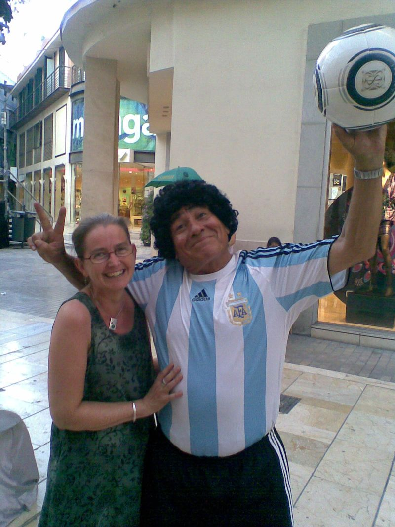 Maradona Jane