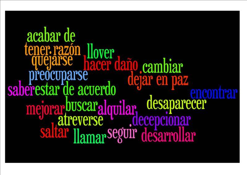 Tricky verbs