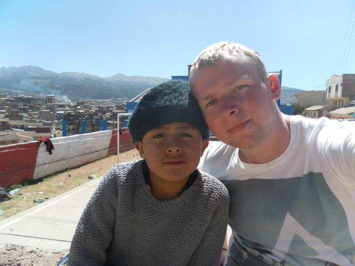 Dan in Peru