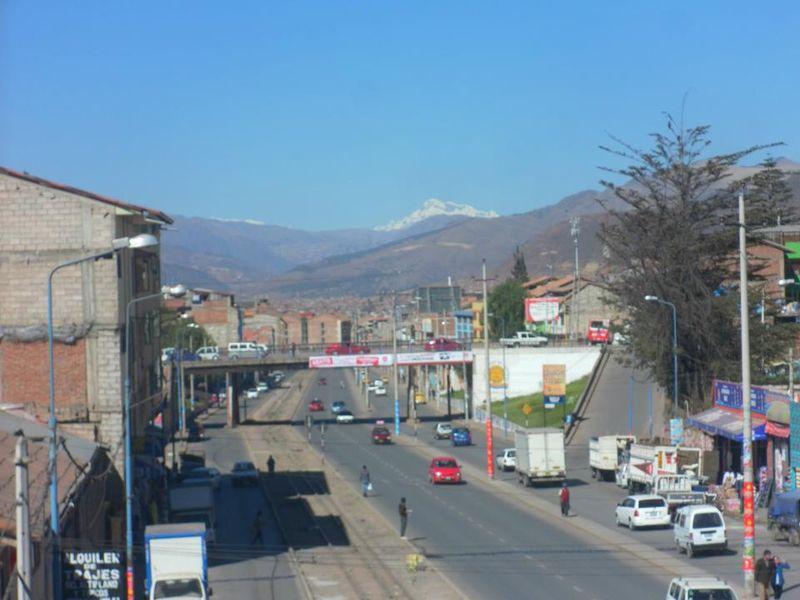 Street view Cusco