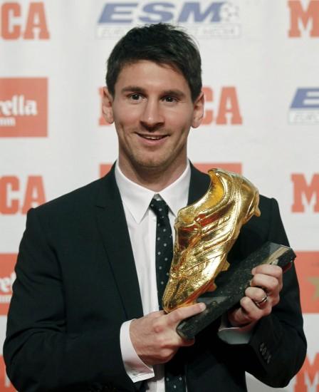 Messi bota