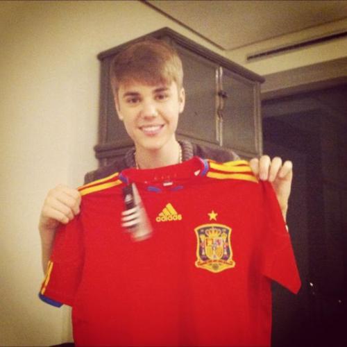 Bieber camiseta