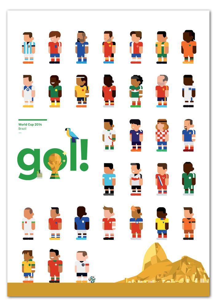 Copa Mundial poster