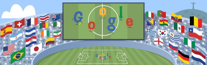 Google Doodle World Cup