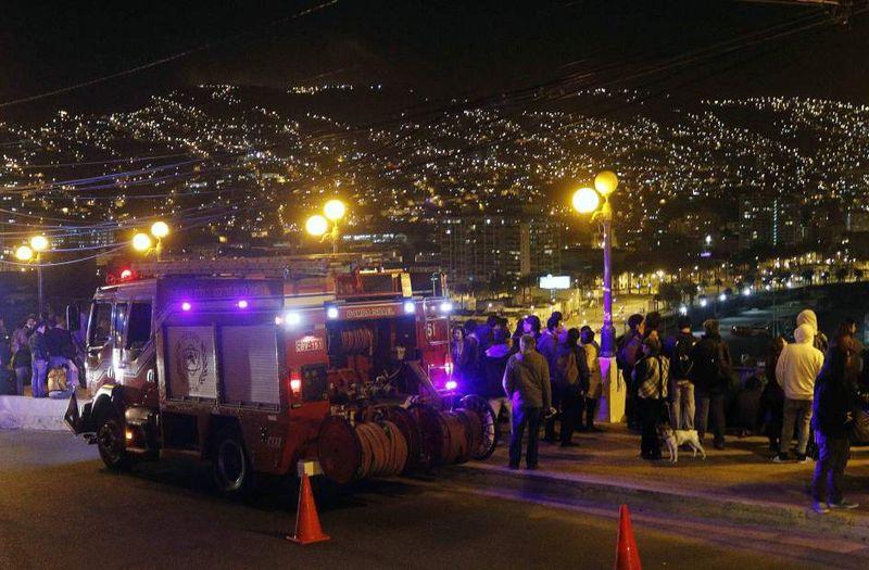 Chile terremoto